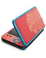 Coral Spring 2DS XL (2017) Skin