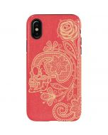 Coral Spring iPhone X Pro Case