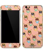 Corgi Love iPhone 6/6s Skin