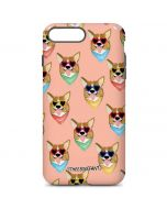 Corgi Love iPhone 7 Plus Pro Case