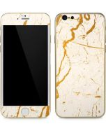 Cracked Marble iPhone 6/6s Skin