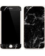 Crushed Black iPhone 6/6s Plus Skin
