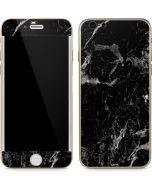 Crushed Black iPhone 6/6s Skin