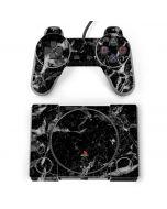 Crushed Black PlayStation Classic Bundle Skin
