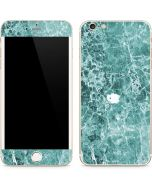 Crushed Turquoise iPhone 6/6s Plus Skin