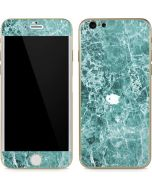 Crushed Turquoise iPhone 6/6s Skin