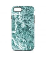 Crushed Turquoise iPhone 8 Pro Case