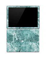 Crushed Turquoise Surface Pro 4 Skin