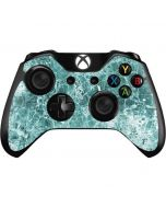 Crushed Turquoise Xbox One Controller Skin