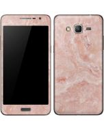 Crystal Pink Galaxy Grand Prime Skin