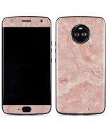 Crystal Pink Moto X4 Skin