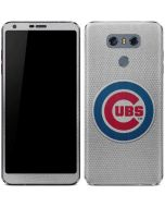 Cubs Embroidery LG G6 Skin