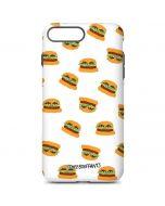 Cute Burgers iPhone 7 Plus Pro Case