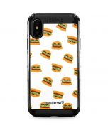 Cute Burgers iPhone XS Max Cargo Case