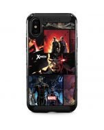 Cyclops Comic Panel iPhone XS Max Cargo Case