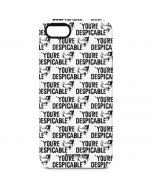 Daffy Duck Youre Despicable Grid iPhone 5/5s/SE Pro Case