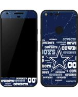 Dallas Cowboys Blast Google Pixel Skin