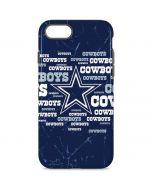 Dallas Cowboys Blast iPhone 8 Pro Case