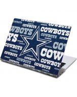 Dallas Cowboys Blast Yoga 910 2-in-1 14in Touch-Screen Skin