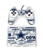 Dallas Cowboys Blue Blast PlayStation Classic Bundle Skin