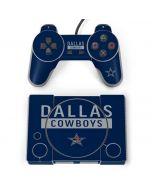 Dallas Cowboys Blue Performance Series PlayStation Classic Bundle Skin