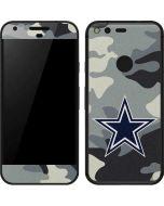 Dallas Cowboys Camo Google Pixel Skin