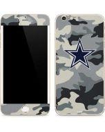 Dallas Cowboys Camo iPhone 6/6s Plus Skin