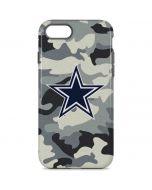 Dallas Cowboys Camo iPhone 8 Pro Case