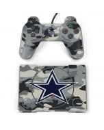 Dallas Cowboys Camo PlayStation Classic Bundle Skin