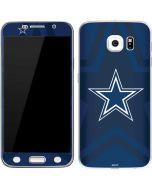 Dallas Cowboys Double Vision Galaxy S6 Skin