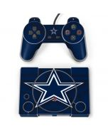 Dallas Cowboys Double Vision PlayStation Classic Bundle Skin