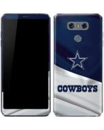 Dallas Cowboys LG G6 Skin