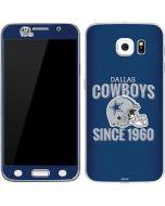 Dallas Cowboys Helmet Galaxy S6 Skin
