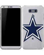 Dallas Cowboys Large Logo LG G6 Skin