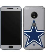 Dallas Cowboys Retro Logo Moto G5 Plus Skin