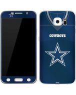 Dallas Cowboys Team Jersey Galaxy S6 Skin