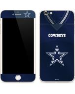 Dallas Cowboys Team Jersey iPhone 6/6s Plus Skin
