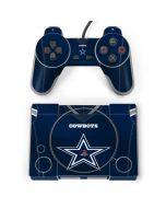 Dallas Cowboys Team Jersey PlayStation Classic Bundle Skin