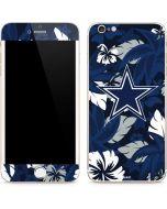 Dallas Cowboys Tropical Print iPhone 6/6s Plus Skin