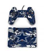 Dallas Cowboys Tropical Print PlayStation Classic Bundle Skin