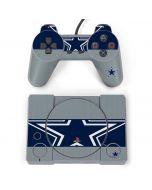 Dallas Cowboys Zone Block PlayStation Classic Bundle Skin