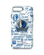 Dallas Mavericks Historic Blast iPhone 7 Plus Pro Case