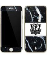 Dallas Mavericks Marble iPhone 6/6s Skin