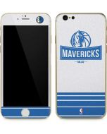 Dallas Mavericks Static iPhone 6/6s Skin