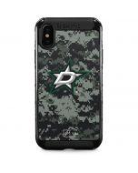 Dallas Stars Camo iPhone XS Max Cargo Case