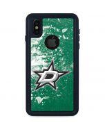 Dallas Stars Frozen iPhone XS Waterproof Case