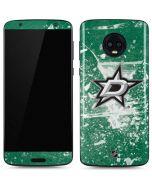 Dallas Stars Frozen Moto G6 Skin