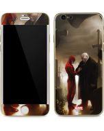 Daredevil and Kingpin In Cemetary iPhone 6/6s Skin