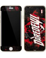 Daredevil Grunge iPhone 6/6s Skin
