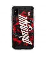Daredevil Grunge iPhone XS Max Cargo Case